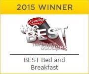George Washington Inn - Evening Magazine 2015 Winner