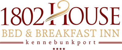 1802 House Bed and Breakfast Logo