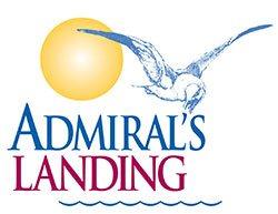 Admiral's Landing logo
