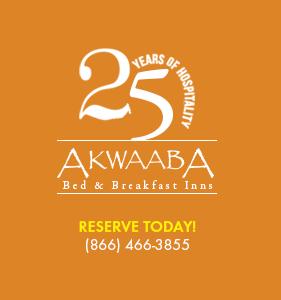 Akwaaba Bed and Breakfast Inns