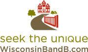 seek the unique WisconsinBandB.com logo