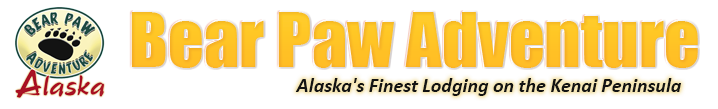 Bear Paw Adventure Lodging in Anchor Point, Alaska