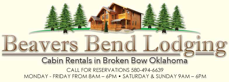 beavers bend cabins | broken bow cabins
