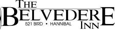 text logo - The Belvedere Inn