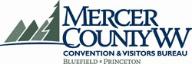 mercer county conventon & visitors bureau logo