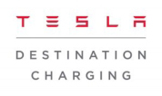 tesla logo - Tesla Destination Charging