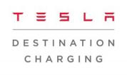 tesla logo - Tesla Destination Charging
