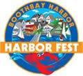 boothbay harbor harborfest logo