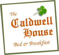 The Caldwell House Bed and Breakfast Logo