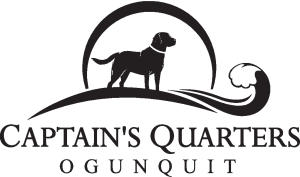 Captain's Quarters Ogunquit logo