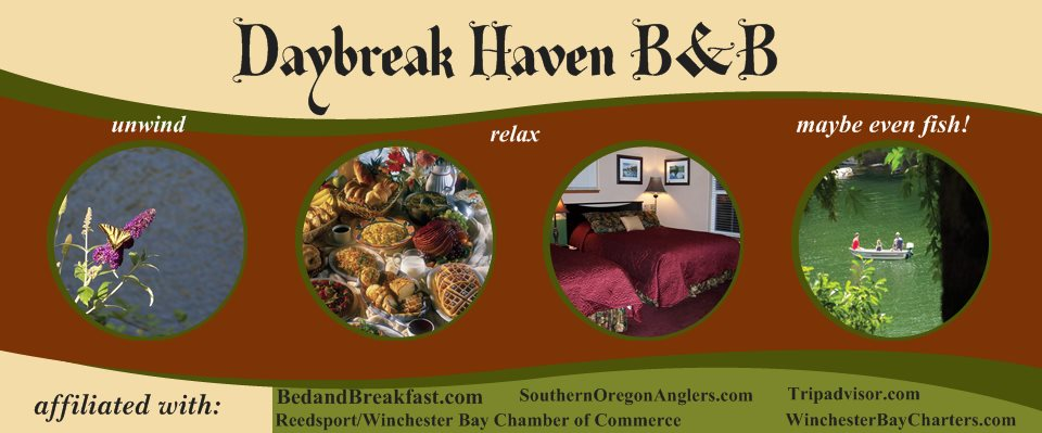 Daybreak Haven B&B - A great place to unwind, relax...maybe even fish!