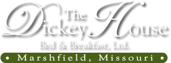 The Dickey House Bed and Breakfast Logo