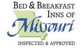 Bed and Breakfast Inns of Missouri Logo