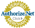 Authorize.net verified merchant - (C) 2005, 2019 Authorize.Net is a registered trademark of CyberSource Corporation
