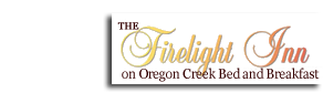 The Firelight Inn on Oregon Creek Logo