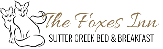 The Foxes Inn of Sutter Creek Logo