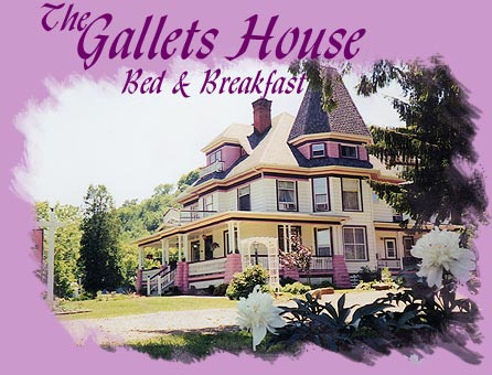 Welcome to Gallets House Bed & Breakfast