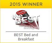George Washington Inn - Evening Magazine 2015 Winner