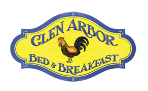 Glen Arbor Bed & Breakfast footer logo