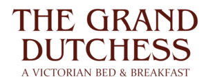 Text Logo - The Grand Dutchess