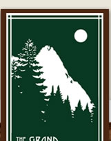 Grand Idyllwild bed and breakfast  - return to home page
