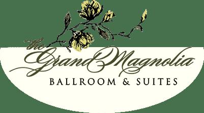 Grand Magnolia Ballroom & Suites Logo