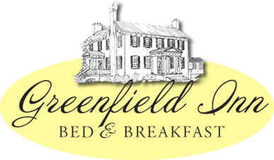 Logo (Pencil Illustration of Property) Greenfield Inn Bed and Breakfast