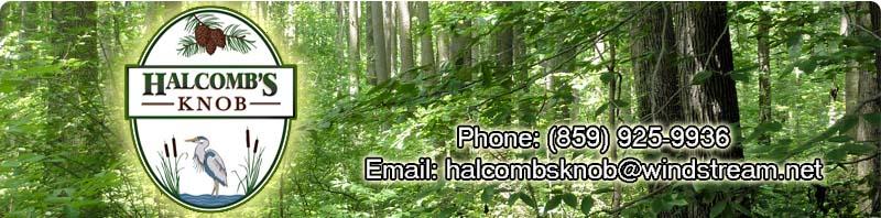 Halcombs Knob