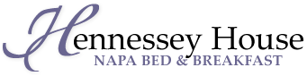 Hennessey House Bed & Breakfast Inn Logo