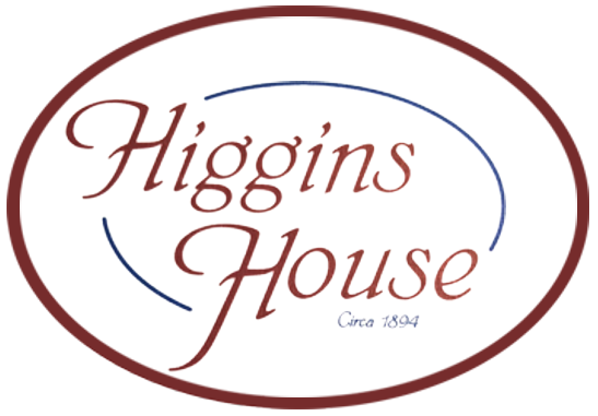 Higgins House Bed and Breakfast Logo