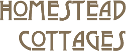 Logo - The Homestead Cottages