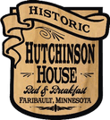 Logo - Historic Hutchinson House Bed and Breakfast