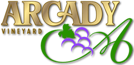 Arcady Vineyard Bed and Breakfast Logo