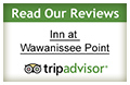 Read Our Reviews: Trip Advisor
