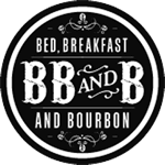Logo for Bed and Breakfast and Bourbon