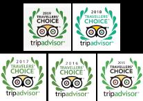 TripAdvisor Awards La Joya Hotel San Cristóbal de Las Casas, Chiapas!