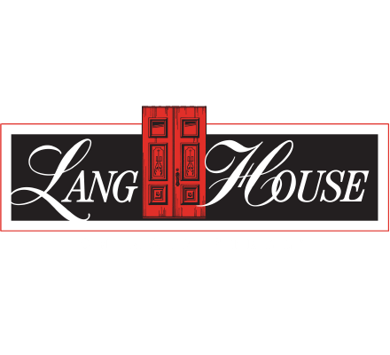 Lang House on Main Street