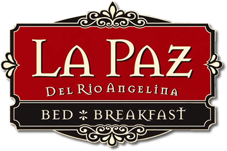 Business Logo - La Paz Bed and Breakfast in Jasper East Texas