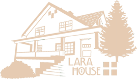 Logo - Lara House Bed and Breakfast: Bend Oregon