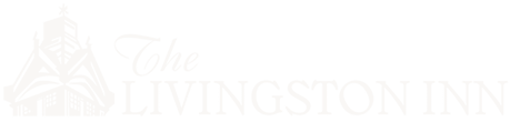 Company Logo - Illustration of building The Livingston Inn, Madison's #1 Top Rated Bed And Breakfast