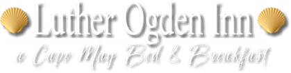Logo - Luther Ogden Inn Bed and Breakfast Cape May NJ