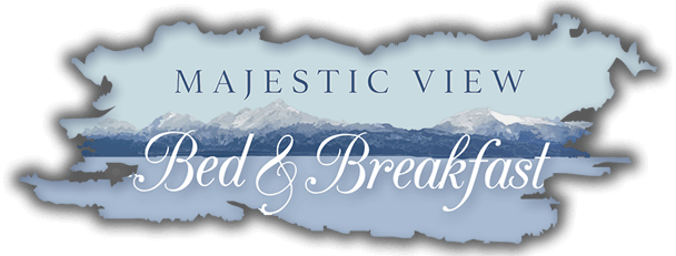 Logo - Majestic View Bed and Breakfast