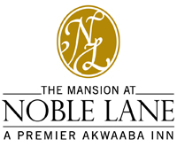 The Mansion at Noble Lane Mobile Logo