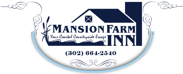 Logo - Mansion Farm Inn: Bed and Breakfast near Lewes and Rehoboth Beach DE