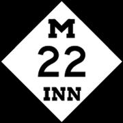 M22 Inn Retina Logo