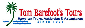 Tom Barefoot's Tours | Hawaiian Tours, Activities, & Adventures Since 1975