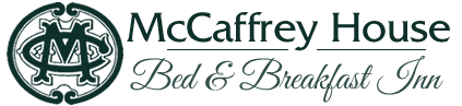 McCaffrey House Bed & Breakfast Inn Logo