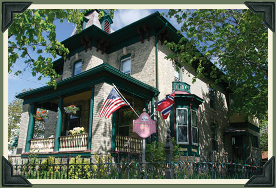 Naeset-Roe Inn, a Wisconsin Bed and Breakfast