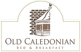 Logo Old Caledonian Bed & Breakfast: Caledonia Missouri