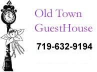 Old Town Clock Logo & Toll Free